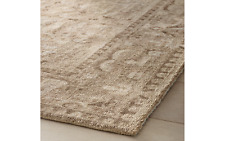Restoration Hardware MAURO HAND-KNOTTED RUG 6x9 $3235 MSRP