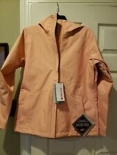 $189 NWT MARMOT Women's GORE-TEX® Minimalist Waterproof Rose Jacket Size Large