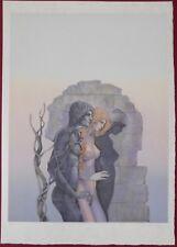Lithografie Jean-Paul Cleren - L'image et le Nu