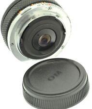 NEW Olympus OM fit Rear Lens Dust Cap Cover -Camera Lenses Olympus OM SLR Lenses