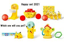POKEMON TOY Mystery pack of McDonald's Special Gift from JAPAN