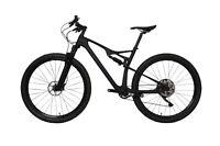 29er Full Suspension Carbon Fiber  Bike Frame 142 boost 148mm MTB Complete Bike