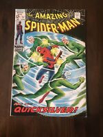 Amazing Spiderman Comic #71 Marvel Comics
