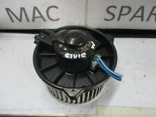 honda civic heater blower motor 1995-2001
