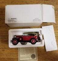 1932 CHEVY PHAETON #T5410 1/32 NATIONAL MOTOR MUSEUM MINT A12