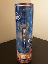 Doctor Who LA GUERRA Cacciavite Sonico Elettronico Light /& Sound Nuovo di Zecca