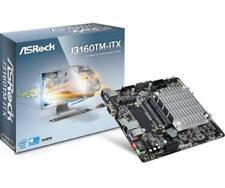 ASRock J3160tm-itx Motherboard - Thin Mini-itx Embedded Intel CPU Qc J3160