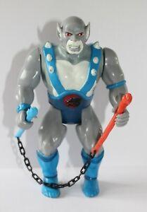 Vintage Thundercats Complete Panthro Action Figure - 1985