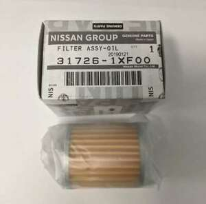 GENUINE OEM RE0F10A JF011E Trans Oil Cooler Filter Assy for Nissan (31726-1XF00)