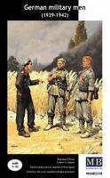 MAS3510 - Masterbox 1:3 5 Scala - Tedesco Militare Uomo (1939-1942)