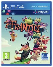 Frantics PLAYLINK Sony PlayStation Ps4 Game 7 Years
