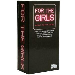 For The Girls Adult Party Card Game  Fun Sale