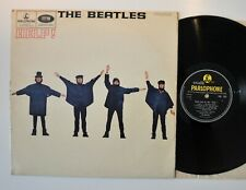 THE BEATLES - HELP - RARE LP - ORIGINAL UK 1ST PRESS MONO - PARLOPHONE