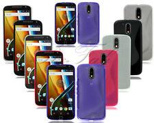 Fundas y carcasas transparentes Para Motorola Moto G4 para teléfonos móviles y PDAs