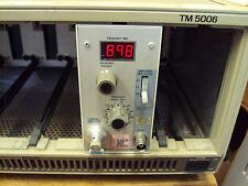 1-PCS LOT Tektronix SG 503 Leveled Sine Wave Generator Plug-in