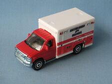 MATCHBOX FORD AMBULANZA FIRE DEPT Paramedic 911 San Luis