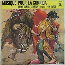Musique pour la Corrida 33 tours José Davido
