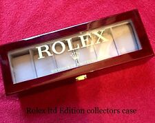 Rolex Watch Box ( Ltd Edition )