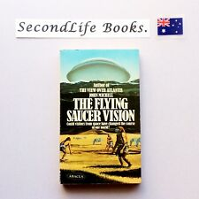 THE FLYING SAUCER VISION ~ John Michell (1974) Occult.