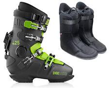 Snowboard Race alpin Hard-boot SCHUHE Deeluxe Track 425 pro Gr 44 29 Bootbag
