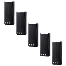 5X 2000mAh Li-ion KNB-45 KNB-45L Battery for KENWOOD TK-3200 TK-2302VK TK-3302UK