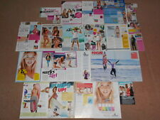27- SALLY FITZGIBBONS Magazine Clippings