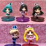 5pcs/Set Petit Chara Series Sailor Moon Christmas Special PVC Figure Toys NO BOX