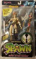 SPAWN - Angela Action Figure - NIB - Deluxe Edition Ultra-Action Figures