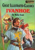 Ivanhoe (Great Illustrated Classics) by Walter Scott