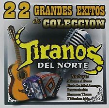 Tiranos Del Norte - 22 Grandes Exitos De Cole [New CD]