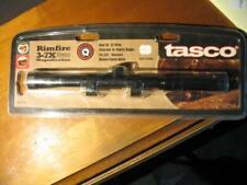 Tasco Rimfire 3-7X Scope