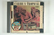 CARIBE y TROPICAL v/a LATIN CD PANART Rodven