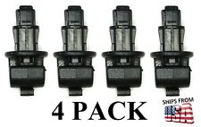 Sun Shade Hook Clip Kit (4 pack) Fits Honda Odyssey 2005-2010 Sliding Door Black
