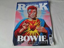 CLASSIC ROCK Mag - Mott The Hoople, David Bowie, Ghost, Paul Rodgers, Who, Alarm