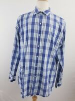 IZOD Mens Shirt size XL Long Sleeve Button Down 100% Cotton