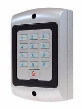Teclado De Alarma De Maniquí antirrobo con LED intermitente.
