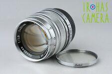 Konica Konishiroku Hexanon 50mm F/1.9 Lens for Leica L39 LTM Mount #10334C1
