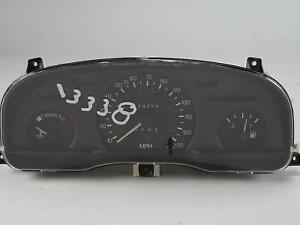 1998 - 1999 FORD CONTOUR 2.0L MT SPEEDOMETER INSTRUMENT CLUSTER GAUGE 129K MILES