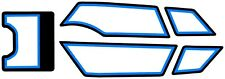 "Losi 22-4 2.0 ""ExactTrim"" Profesional Window Trim Paint Mask"