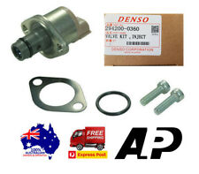 GENUINE NISSAN NAVARA SUCTION CONTROL VALVE FOR D40 4Cyl 2.5L, A6860-VM09A