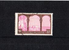 Algérie colonie Francaise  de 1927  10f brun et rosé    num: 84   obl