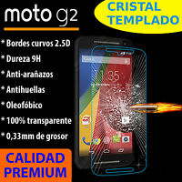 CRISTAL TEMPLADO PROTECTOR DE PANTALLA 0.3MM PARA MOTOROLA MOTO G2 VIDRIO 9H