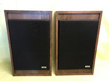 "Vintage Rare N-12 HED High Energy Design Cerwin -Vega ""12 Speakers Woofers"