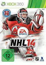 NHL 14 (Microsoft Xbox 360, nuevo + embalaje original, DVD-box)
