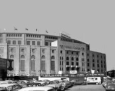New York OLD YANKEES STADIUM Glossy 11x14 Photo Print Ballpark Poster