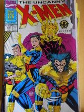 X-MEN Uncanny n°275 1991 ed. Marvel Comics  [G.140]