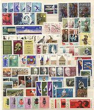 DDR Jahrgang 1968 kpl. postfrisch