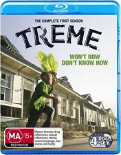 Treme: Season 1 NEW B Region Blu Ray