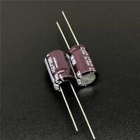 10pcs 68uF 16V Nichicon PV 6.3X11mm 16v68uF Low Impedance Capacitor