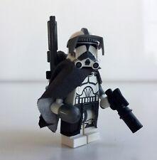 LEGO Star Wars Kamino Clone Trooper aus Lego Teilen + Custom Helm & Zubehör